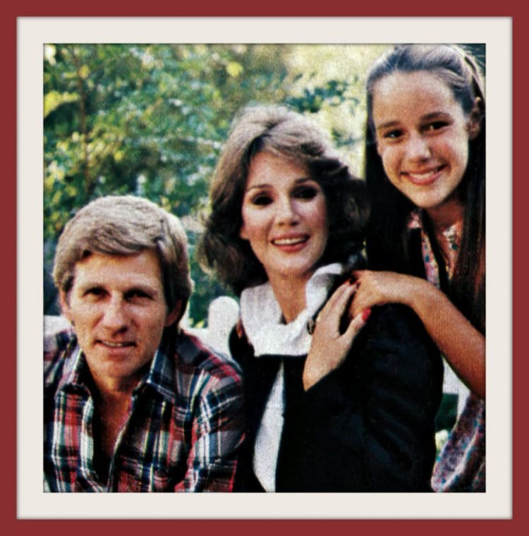 Gary Collins and family