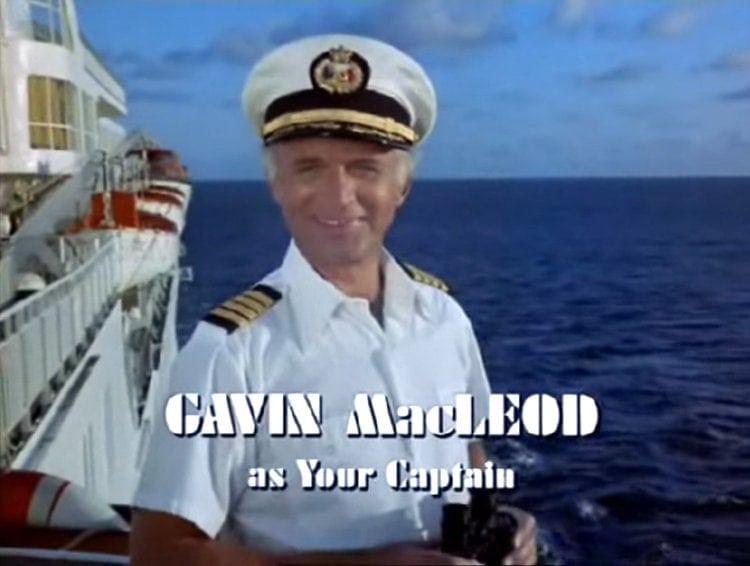 Gavin MacLeod as Captain Stubing