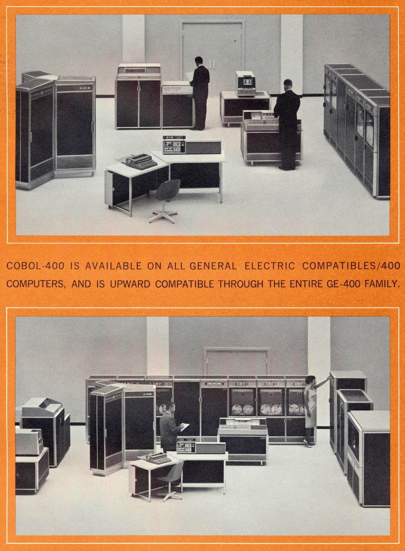 General Electric computers (1960s)