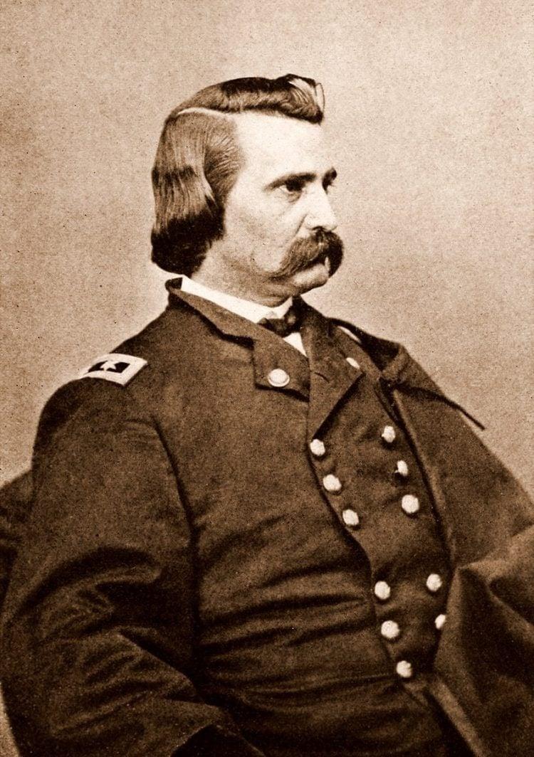 General John H Logan 1862