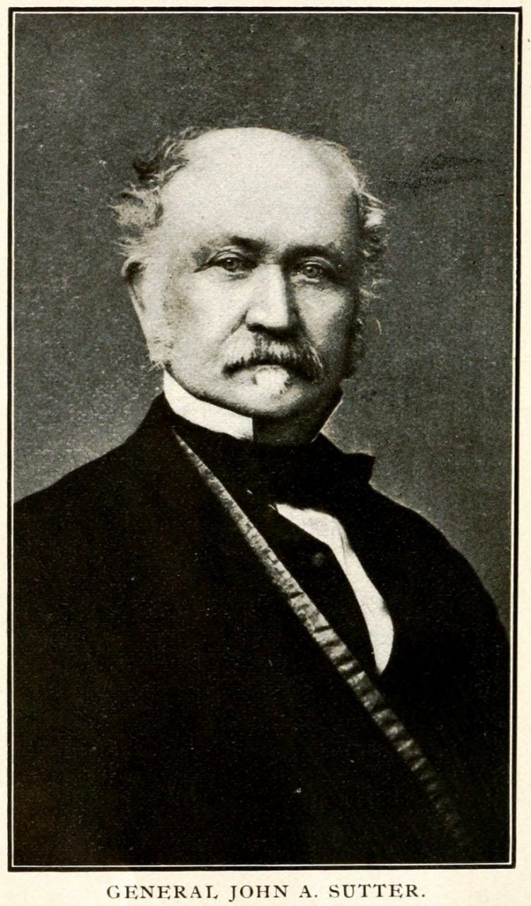 General John Sutter