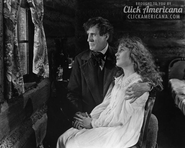 George A Billings and Ruth Clifford in Abraham Lincoln