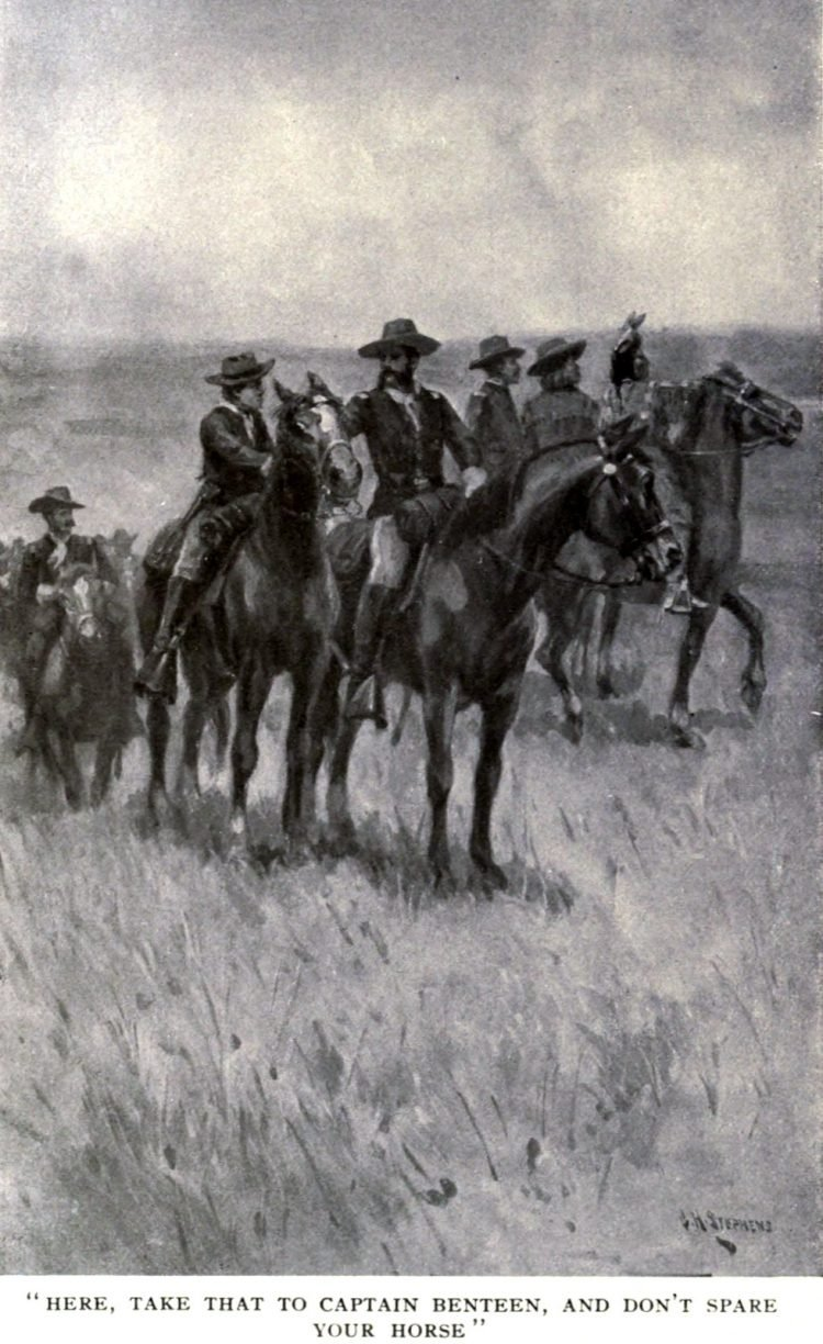 George A Custer and the Battle of Little Bighorn - American history (6)