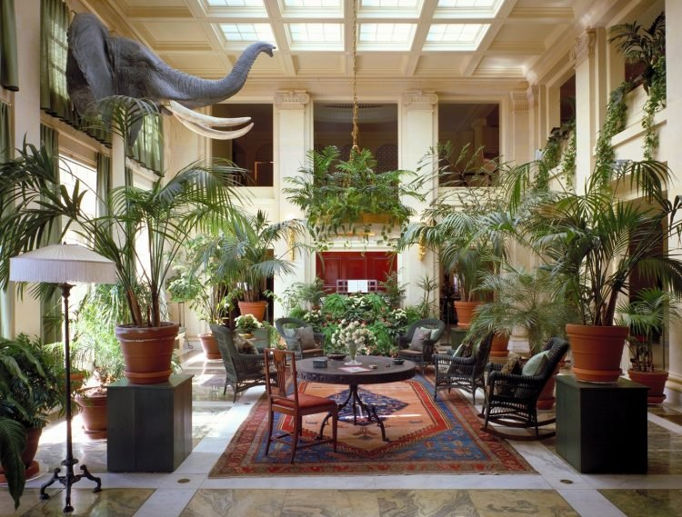 Eastman House conservatory photo courtesy Federal Highway Administration