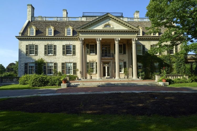 George Eastman Museum, in Rochester, New York