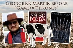 George R R Martin before Game of Thrones