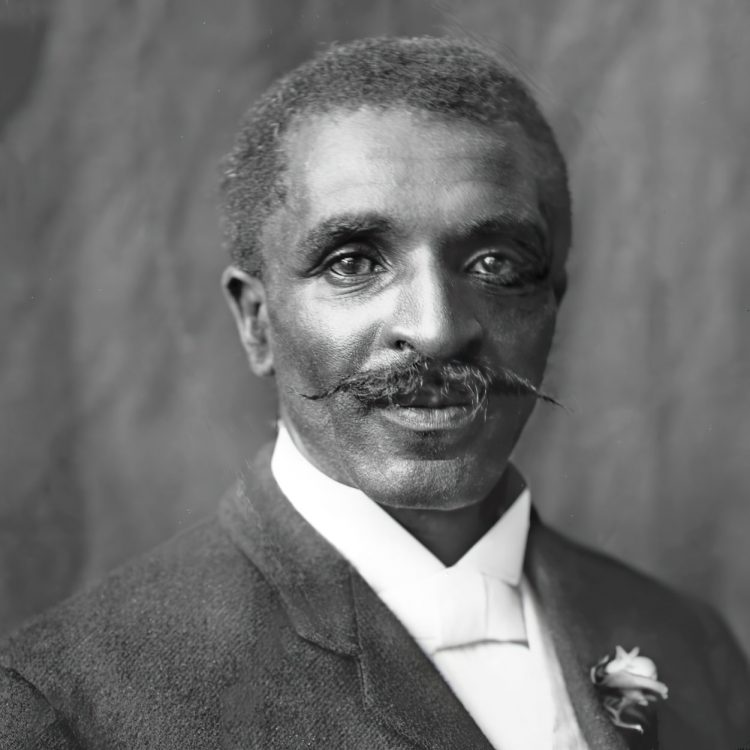 George Washington Carver - Vintage portrait