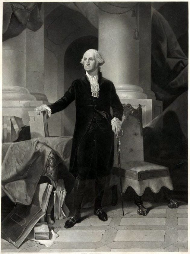 George Washington - Standing