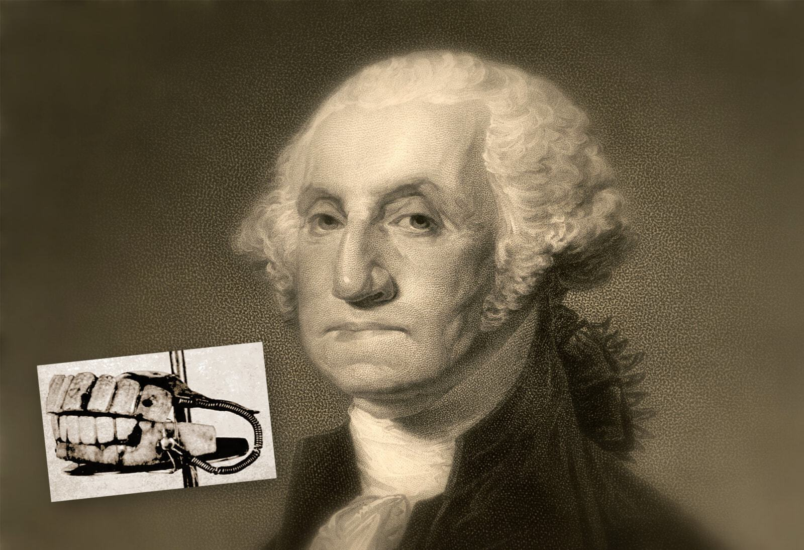 Fact And Fiction About George Washingtons Dentures Click Americana