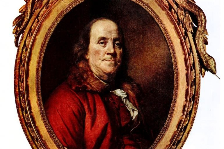 Get Benjamin Franklin's advice for better sleep