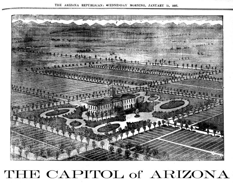 Arizona RepublicPhoenix, ArizonaWednesday, January 11, 1893