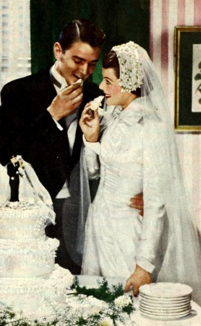 Getting married - How to snare a male: Dating and marriage advice from 1950