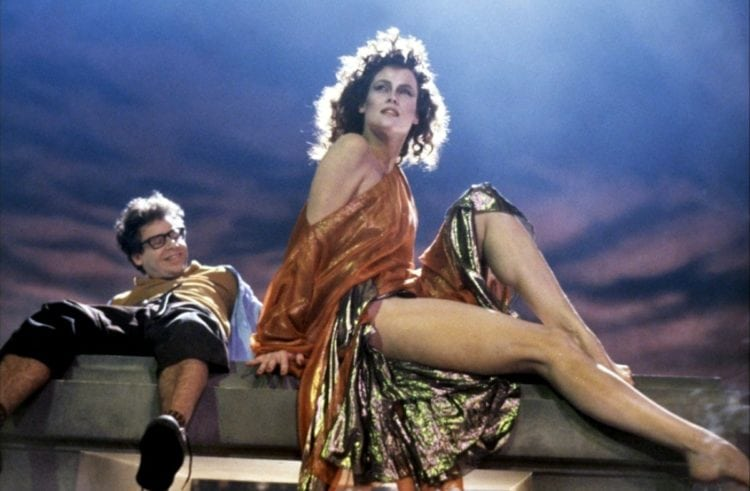Ghostbusters - Sigourney