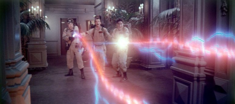 Ghostbusters - Who you gonna call