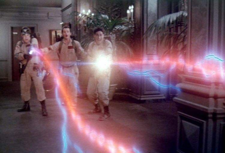 Ghostbusters movie from 1984