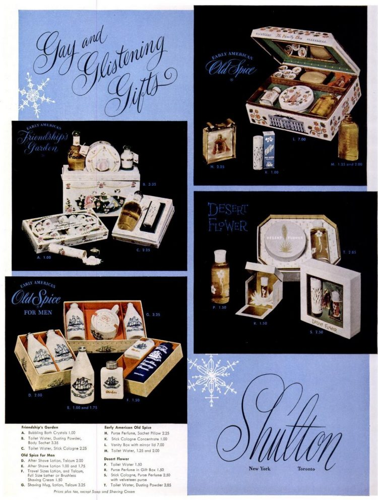 Gift sets - Beauty from 1951 (2)