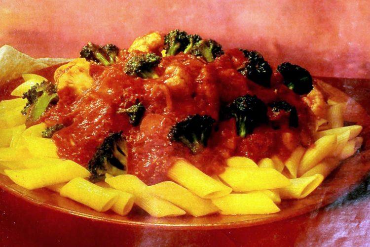 Gilbert's garden pasta sauce (1989)