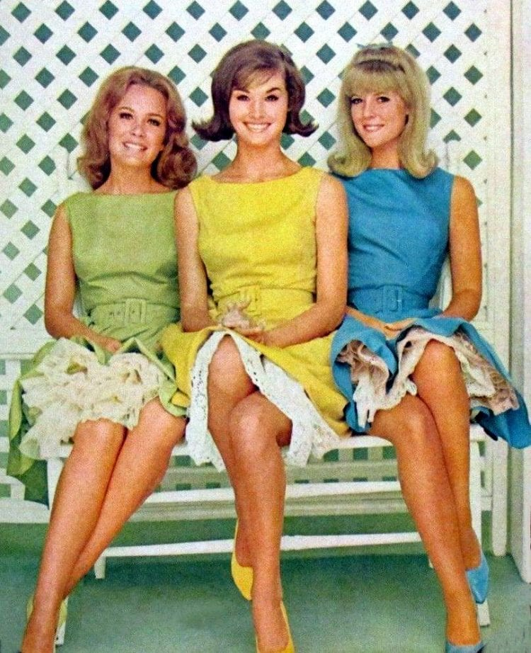 Girls on Petticoat Junction