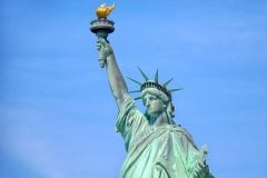 Give me your tired, your poor The history of the Statue of Liberty poem