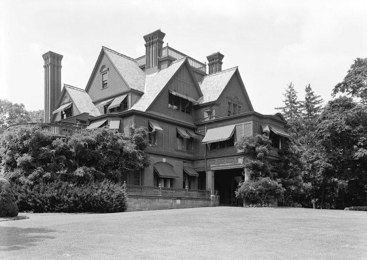 Glenmont - Thomas Edison's New Jersey home (1)