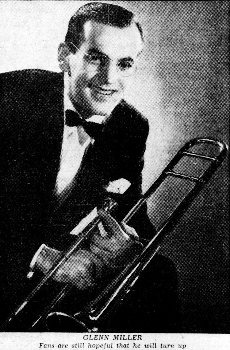 Glenn Miller in the 1940s