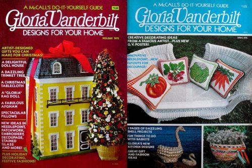 Gloria Vanderbilt Designs for Your Home