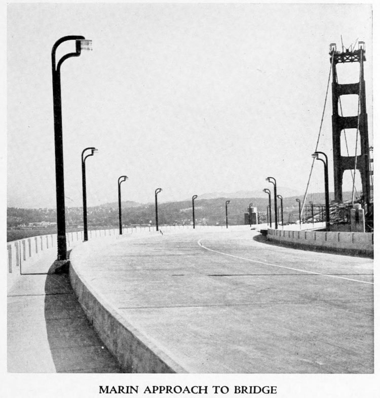Golden Gate Bridge opening program - 1937 (10)