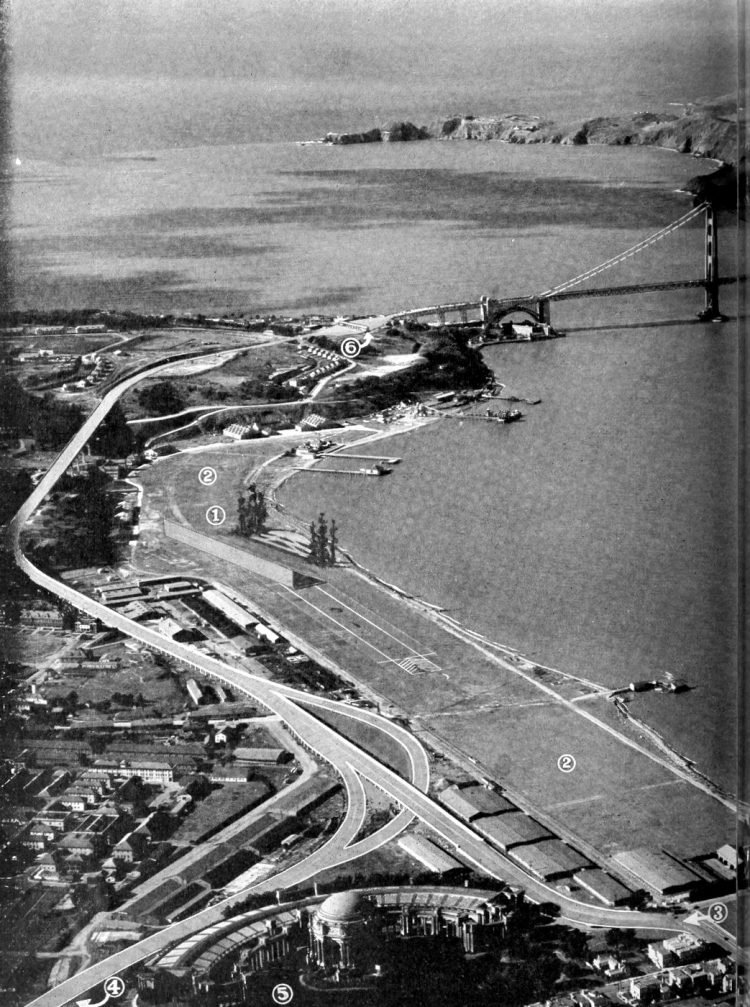 Golden Gate Bridge opening program - 1937 (6)