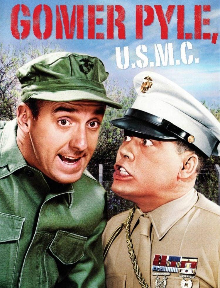 Gomer Pyle DVD