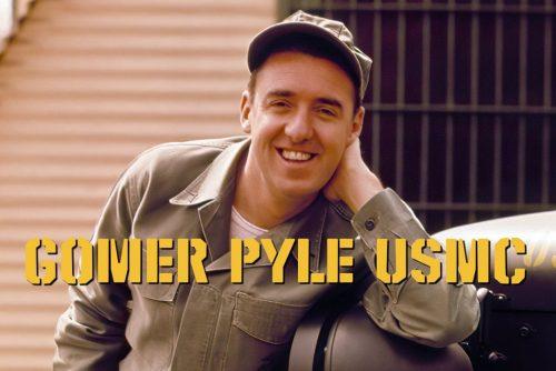 Gomer Pyle USMC TV show sitcom