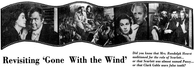 Revisiting 'Gone with the Wind' (1976)