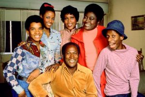 Good Times - vintage TV show cast