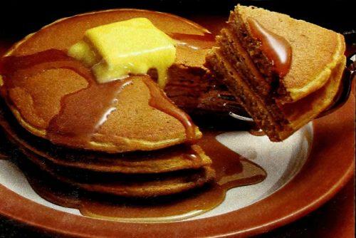 Good morning pumpkin pancake recipe (2)
