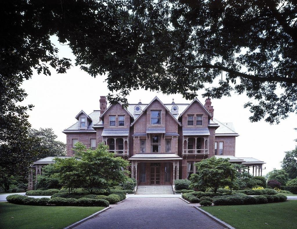 North Carolina Governor's Mansion