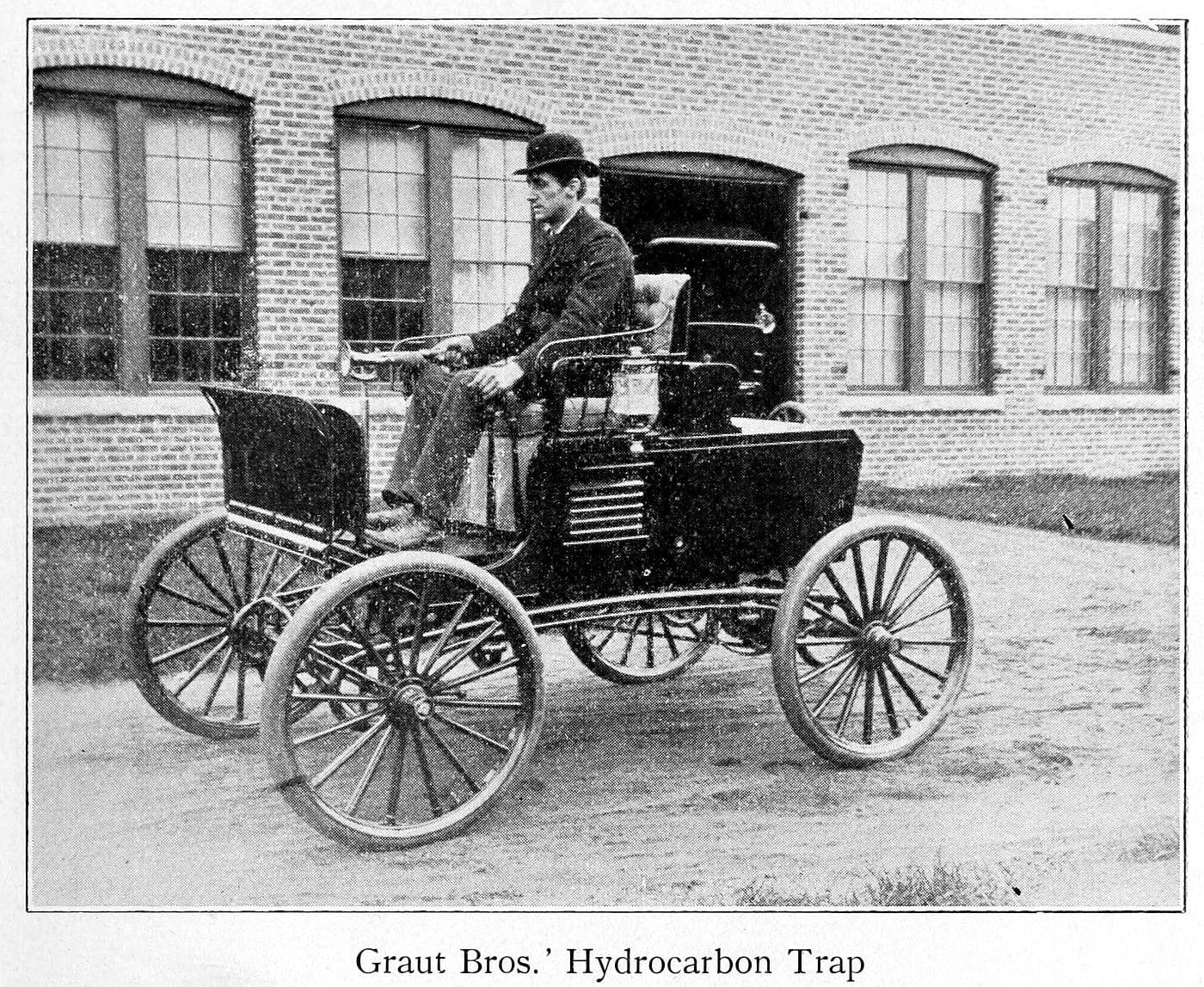 Graut Bros.' Hydrocarbon Trap (1899)
