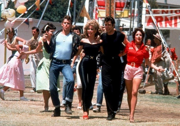 Grease movie 1978