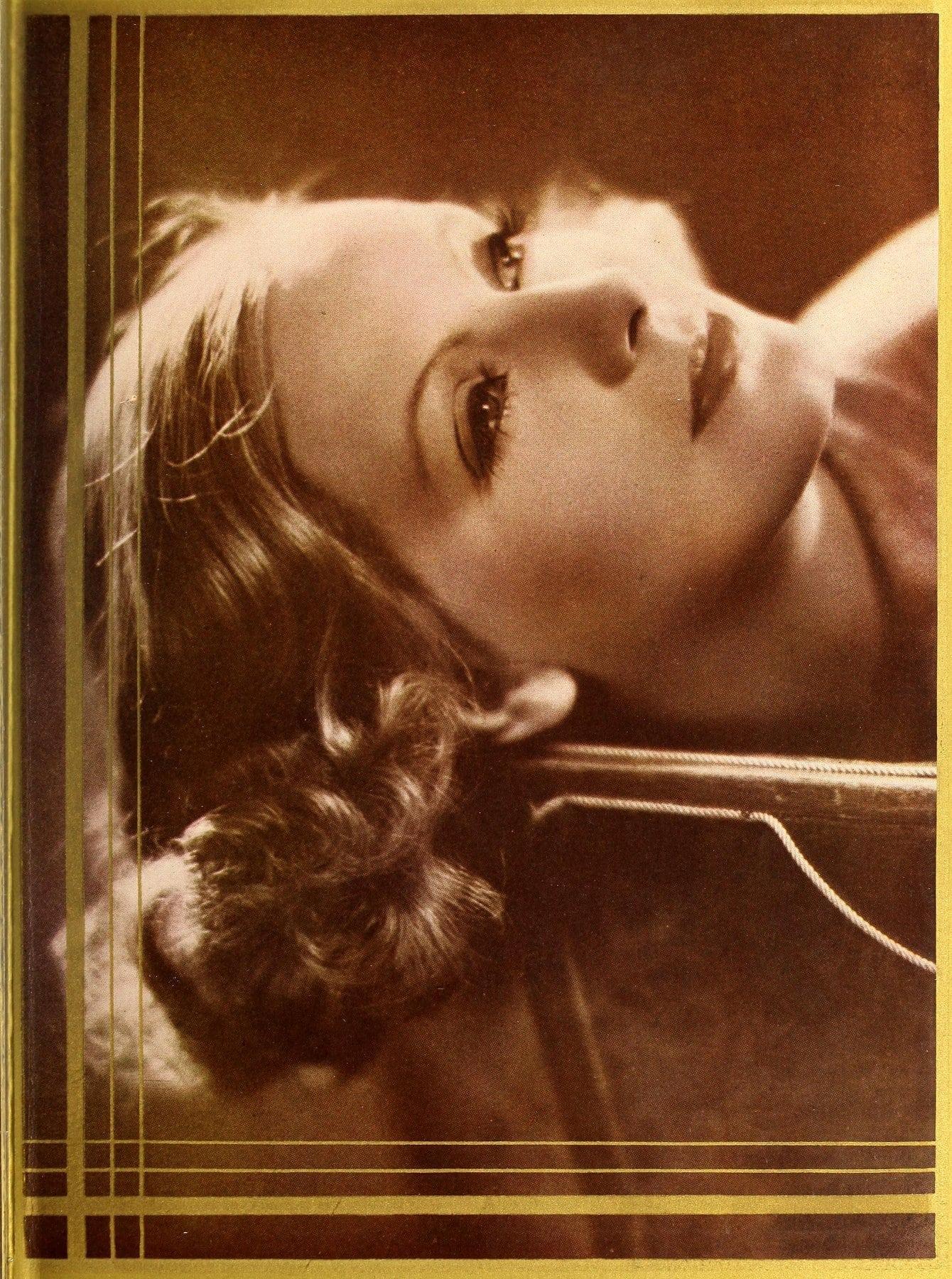 Greta Garbo in 1931