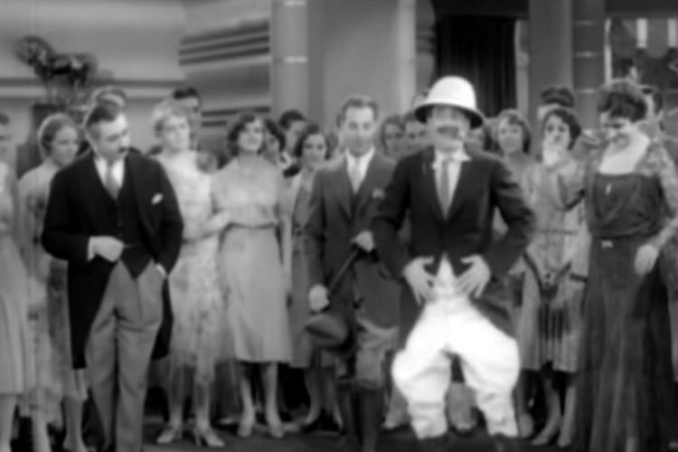 Groucho Marx Hello, I Must Be Going from Animal Crackers 1930 (3)