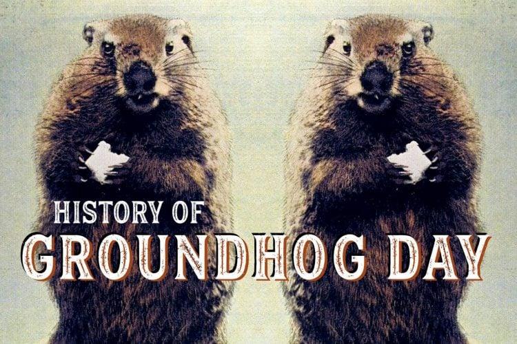 Groundhog Day history