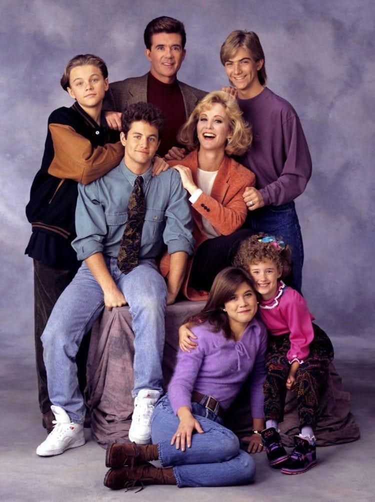 Growing Pains cast - all