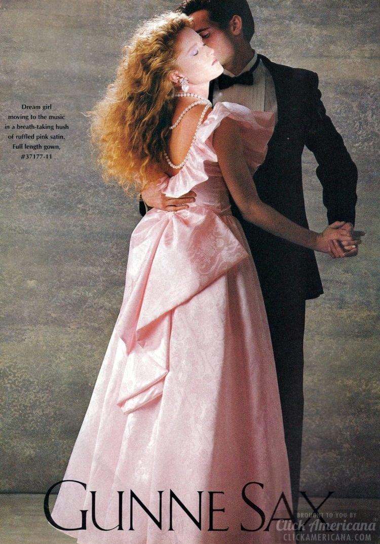 Gunne Sax prom dresses 1988 (3)