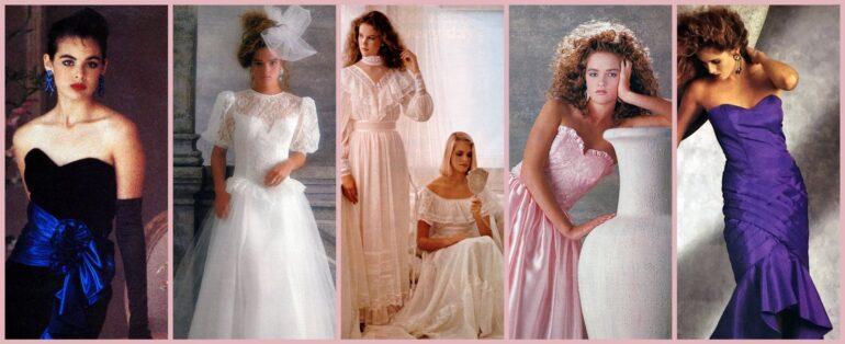 840fb0368e Gunne Sax prom dresses of the eighties - Click Americana