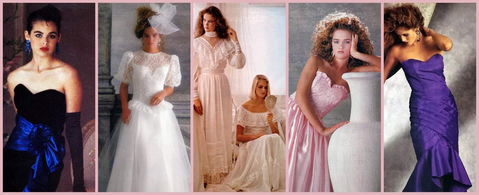 Gunne Sax prom dresses of the eighties - Click Americana