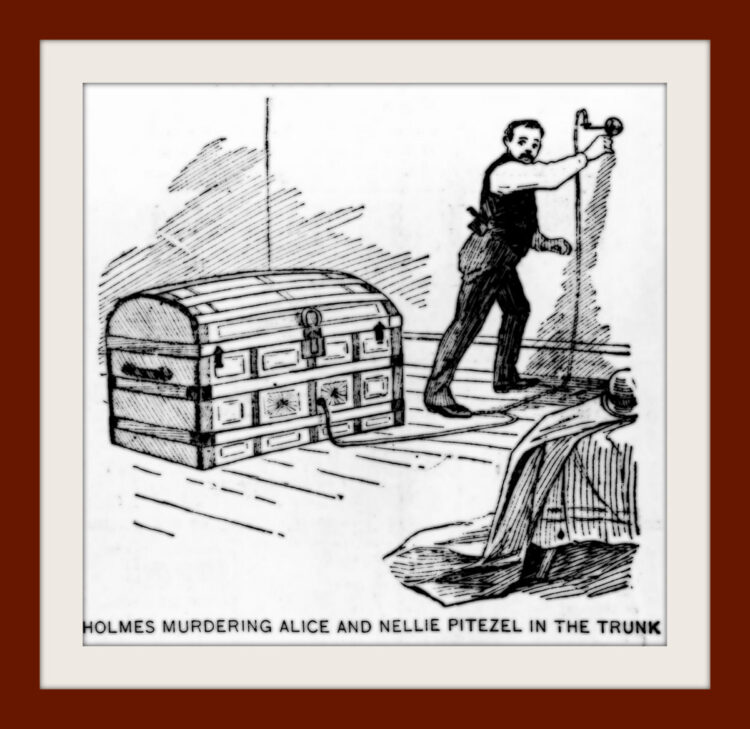 H H Holmes: America's first serial killer: Who he murdered