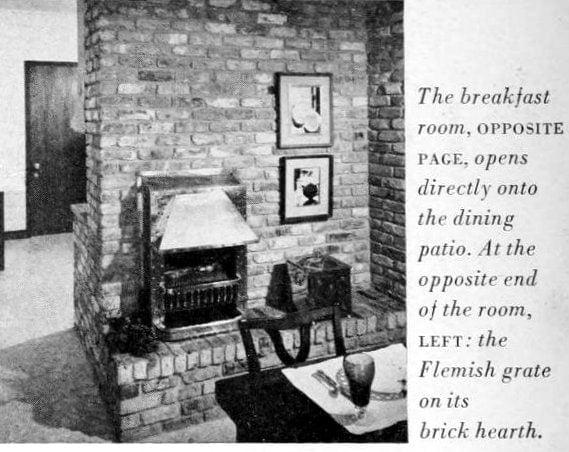HG magazine Hallmark House 1963 - Vintage home design decor (11)