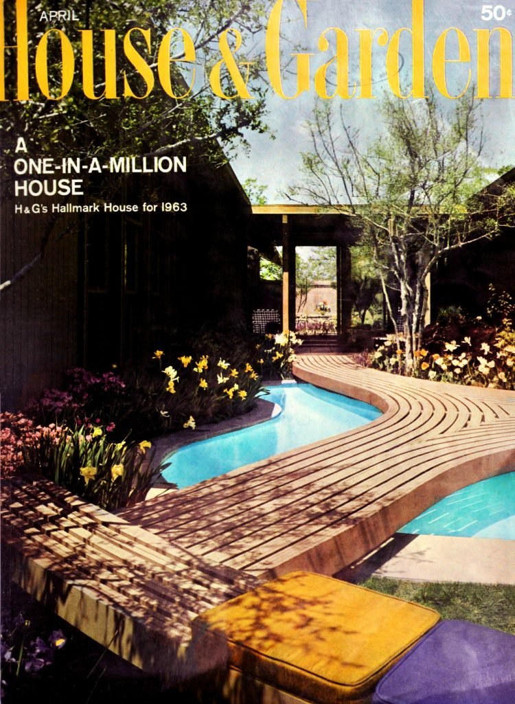 HG showcase home Hallmark House 1963