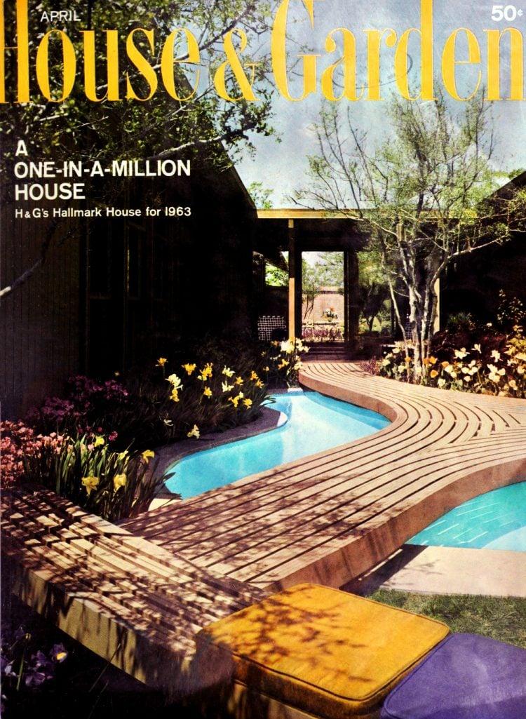 HG showcase home Hallmark House 1963
