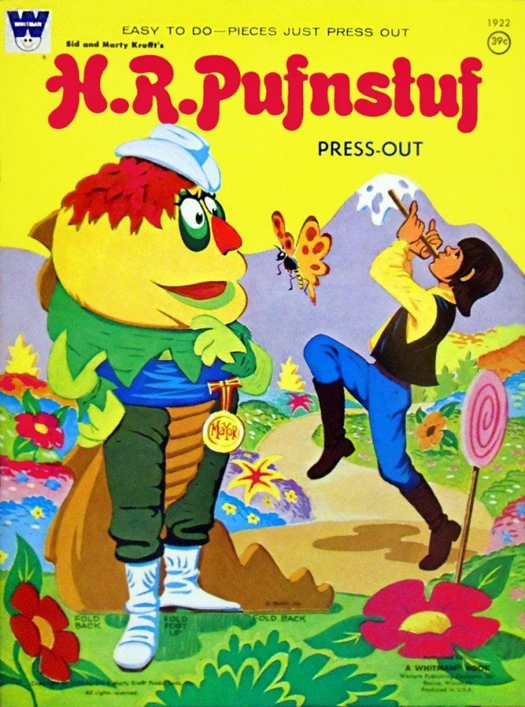 HR Pufnstuf - Sid & Marty Krofft - Play book