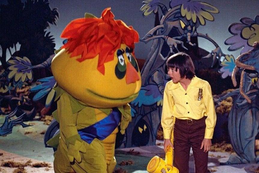 HR Pufnstuf - retro TV show from 1969-1970
