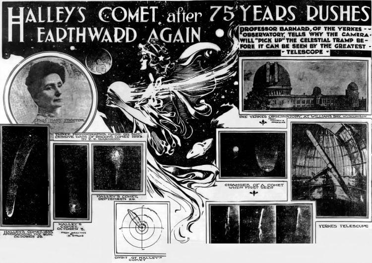 Halley's Comet (1908)